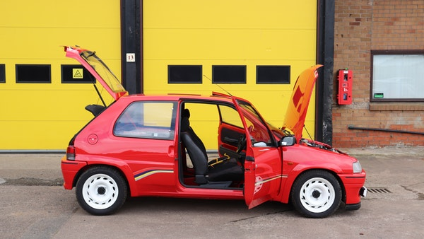 1994 Peugeot 106 Rallye For Sale (picture 17 of 93)