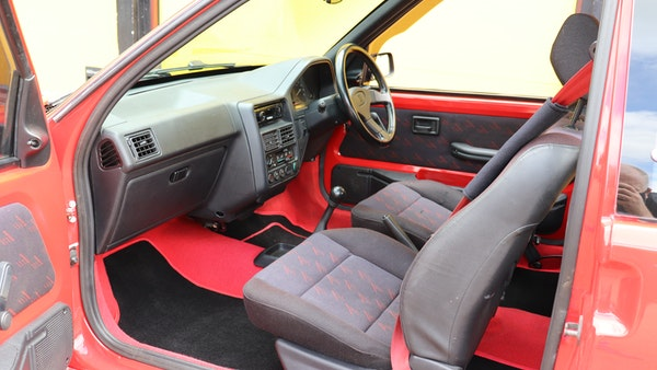 1994 Peugeot 106 Rallye For Sale (picture 43 of 93)