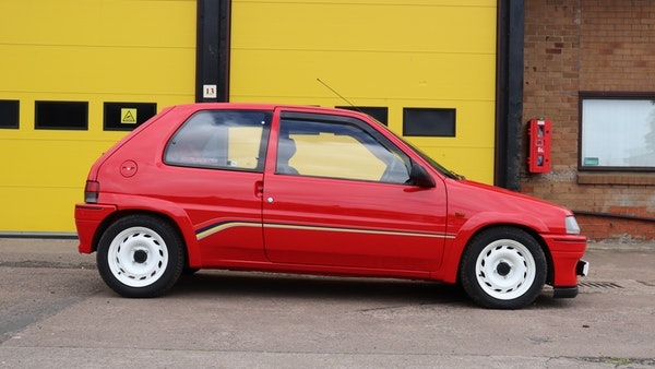 1994 Peugeot 106 Rallye For Sale (picture 16 of 93)