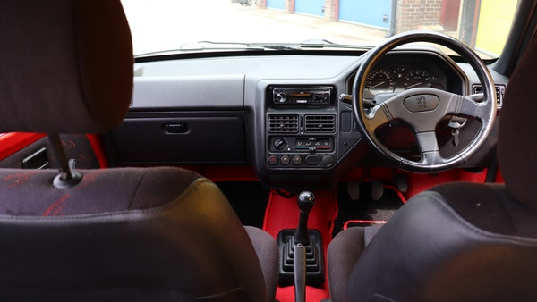 1994 Peugeot 106 Rallye For Sale (picture 35 of 93)