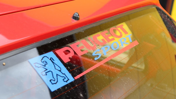 1994 Peugeot 106 Rallye For Sale (picture 66 of 93)