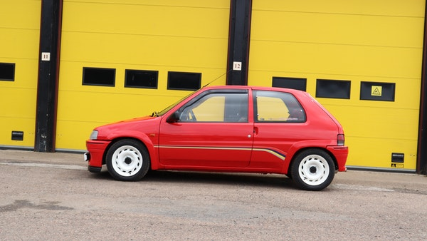 1994 Peugeot 106 Rallye For Sale (picture 9 of 93)