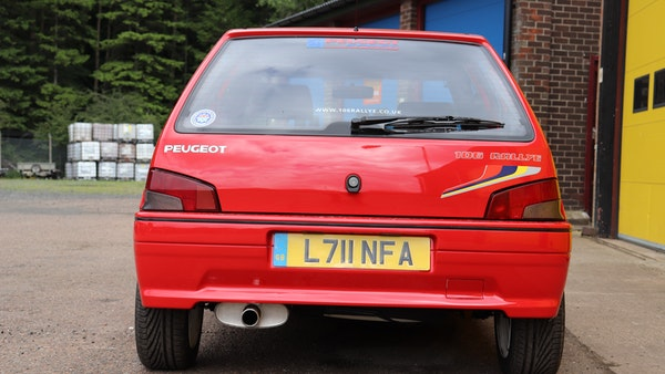 1994 Peugeot 106 Rallye For Sale (picture 13 of 93)