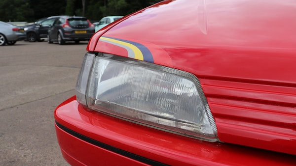 1994 Peugeot 106 Rallye For Sale (picture 58 of 93)