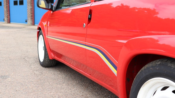1994 Peugeot 106 Rallye For Sale (picture 64 of 93)