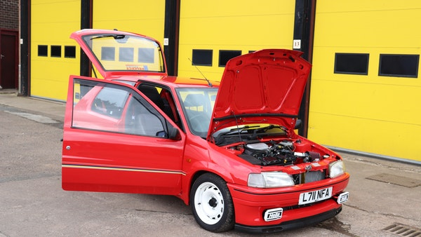 1994 Peugeot 106 Rallye For Sale (picture 18 of 93)
