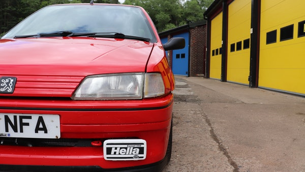 1994 Peugeot 106 Rallye For Sale (picture 62 of 93)