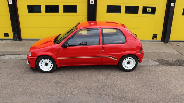 1994 Peugeot 106 Rallye For Sale (picture 10 of 93)