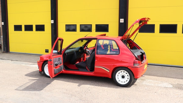 1994 Peugeot 106 Rallye For Sale (picture 22 of 93)