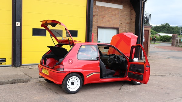 1994 Peugeot 106 Rallye For Sale (picture 23 of 93)