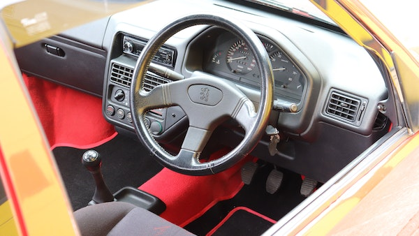 1994 Peugeot 106 Rallye For Sale (picture 27 of 93)