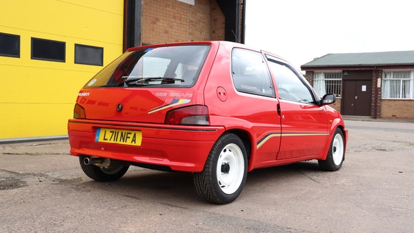 1994 Peugeot 106 Rallye For Sale (picture 14 of 93)