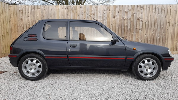 1991 Peugeot 205 GTI 1.9 For Sale (picture 8 of 62)