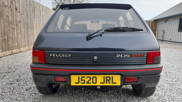1991 Peugeot 205 GTI 1.9 For Sale (picture 5 of 62)