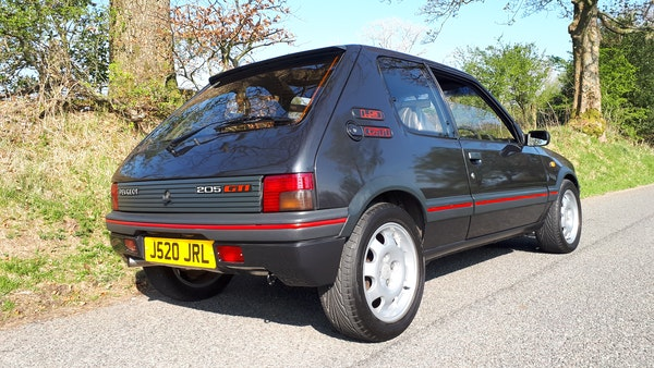 1991 Peugeot 205 GTI 1.9 For Sale (picture 3 of 62)