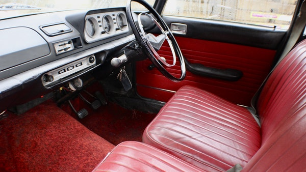 1974 Peugeot 404 For Sale (picture 21 of 71)