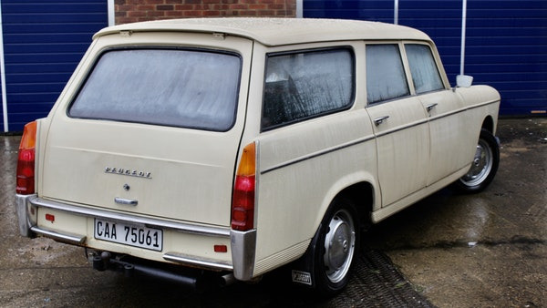 1974 Peugeot 404 For Sale (picture 7 of 71)