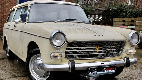 1974 Peugeot 404 For Sale (picture 3 of 71)