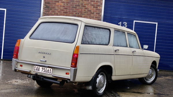 1974 Peugeot 404 For Sale (picture 4 of 71)