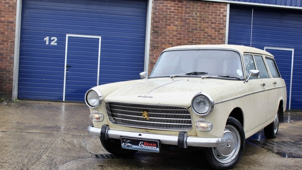 1974 Peugeot 404 For Sale (picture 9 of 71)
