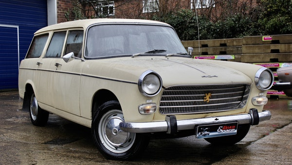 1974 Peugeot 404 For Sale (picture 5 of 71)