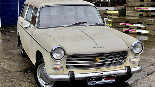 1974 Peugeot 404 For Sale (picture 8 of 71)