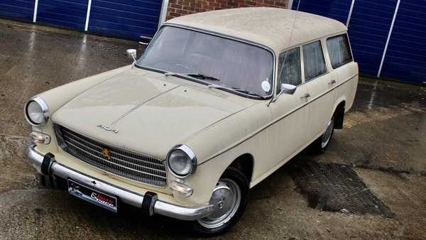 1974 Peugeot 404 For Sale (picture 10 of 71)