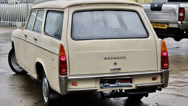1974 Peugeot 404 For Sale (picture 11 of 71)