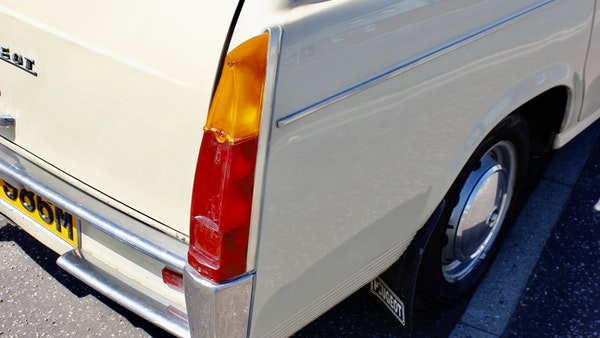 1974 Peugeot 404 For Sale (picture 54 of 74)