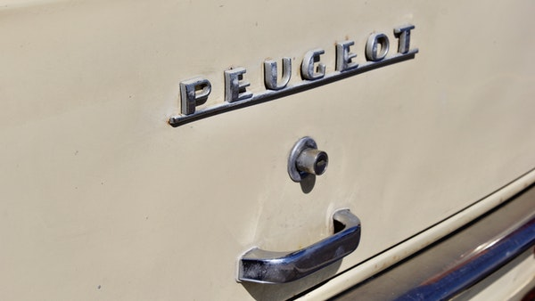 1974 Peugeot 404 For Sale (picture 62 of 74)