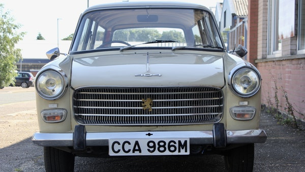 1974 Peugeot 404 For Sale (picture 4 of 74)