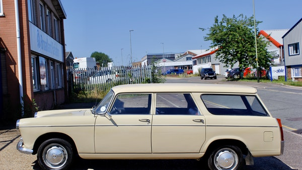 1974 Peugeot 404 For Sale (picture 16 of 74)