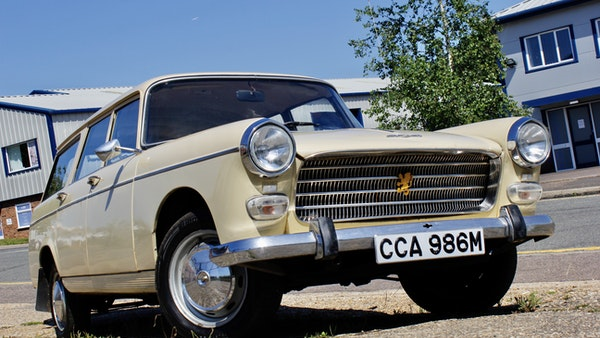 1974 Peugeot 404 For Sale (picture 3 of 74)
