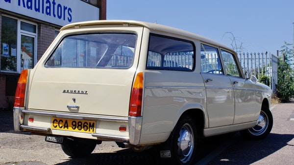 1974 Peugeot 404 For Sale (picture 22 of 74)