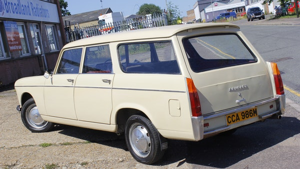 1974 Peugeot 404 For Sale (picture 14 of 74)