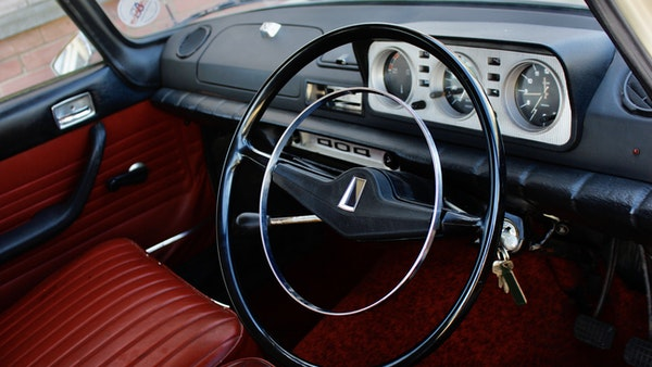 1974 Peugeot 404 For Sale (picture 38 of 74)
