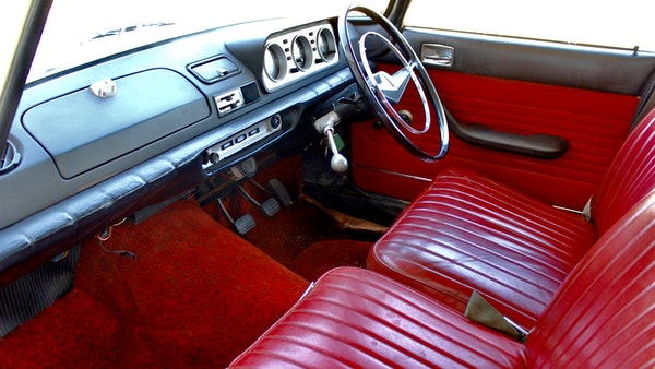 1974 Peugeot 404 For Sale (picture 43 of 74)