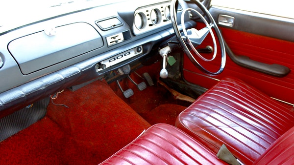 1974 Peugeot 404 For Sale (picture 41 of 74)