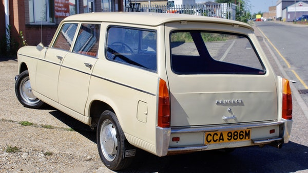 1974 Peugeot 404 For Sale (picture 15 of 74)