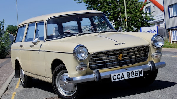 1974 Peugeot 404 For Sale (picture 7 of 74)