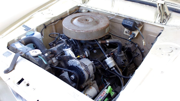 1974 Peugeot 404 For Sale (picture 68 of 74)