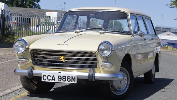 1974 Peugeot 404 For Sale (picture 13 of 74)
