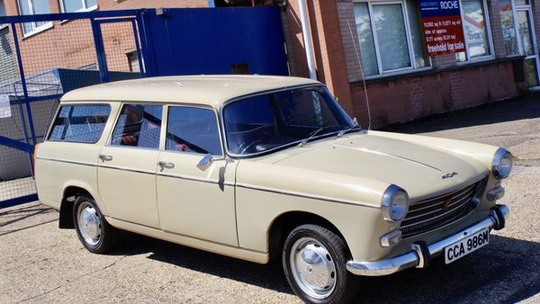 1974 Peugeot 404 For Sale (picture 19 of 74)