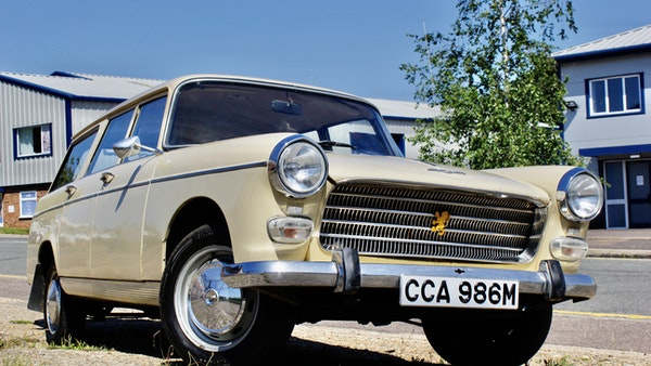 1974 Peugeot 404 For Sale (picture 1 of 74)