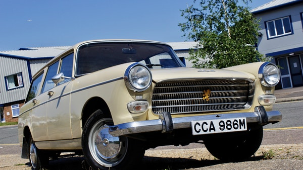 1974 Peugeot 404 For Sale (picture 5 of 74)