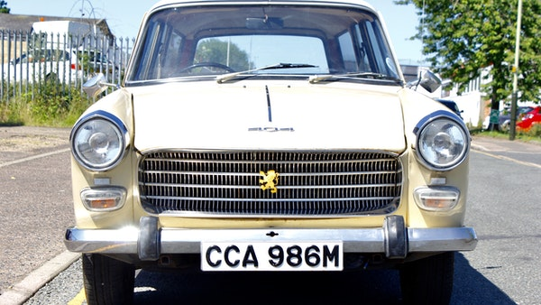 1974 Peugeot 404 For Sale (picture 8 of 74)