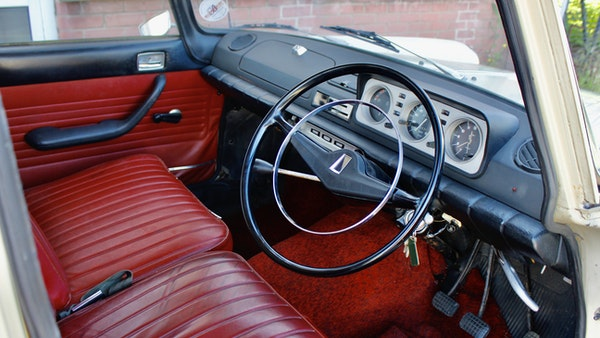 1974 Peugeot 404 For Sale (picture 28 of 74)