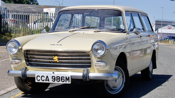 1974 Peugeot 404 For Sale (picture 9 of 74)