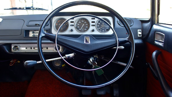 1974 Peugeot 404 For Sale (picture 34 of 74)