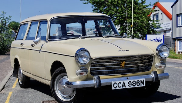 1974 Peugeot 404 For Sale (picture 6 of 74)